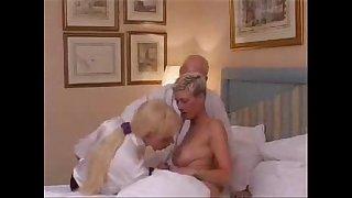 Mature Couple Sharing Shemale (JJ)