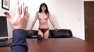 aria18 years model beautiful the finest audition anal beauty wet tasty pussy