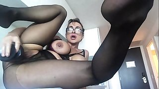 MILF AUBREY BLACK COOKING IN HER Blossom