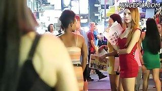 Asia Sex Tourist Nightlife!