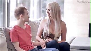 Escort help a Virgin boy