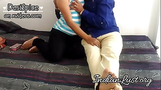 Indian College Girl Hotel Room Lovemaking Scandal